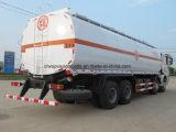 Sinotruk HOWO 30 toneladas de combustible del carro 30000L del tanque de precio del carro