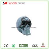 昇進およびHalloweenの装飾のためのPolystoneの頭骨ヘッド彫像