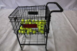 كرة مضرب يعلّب عربة