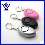 휴대용 비상사태 소형 플래쉬 등 열쇠 고리 개인적인 경보 (SYSG-525)