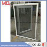 Fenêtre de style français en aluminium revêtue de poudre Ouverture Intérieure Tilt Turn Windows