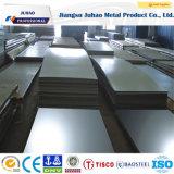 Tôles laminées à froid 301 304 316 316L 316ti Feuille de plaque en acier inoxydable