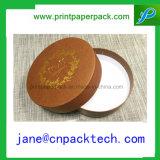 Цветка коробки упаковки подарка OEM коробка круглого бумажного бумажная