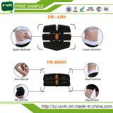 EMS dispositivo multifunción Exerciser abdominales los músculos abdominales entrenamiento intensivo de pérdida de peso adelgaza masajeador eléctrico
