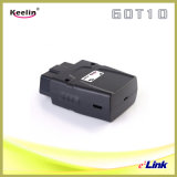 Veículo Rastreador GPS Plug and Play Diagnóstico OBD-II Got10