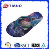 Nueva EVA moda suave playa flip-flop para niños (TNK35277)