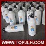 Spaccio di bevande bianco di sport di sublimazione di alluminio dei 2017 commerci all'ingrosso con la protezione normale