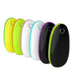 Nova moda 3600mAh Power Bank com LED Torch Phone Charger