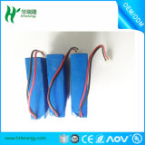 LiFePO4 Battery 4s 12.8V 18650 1400mAh Forsolar Street Lamp