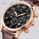 Quarz-Armbanduhr-Chronograph Watch72512 der Förderung-Sport-Edelstahl-Form-Männer