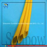 Sunbow 1.2kv 5mm와 8mm ID 실리콘 섬유유리 소매를 달기