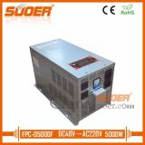 Suoer 순수한 사인 파동 UPS DC 교류 전원 변환장치 48V 220V 5000W (FPC-D5000F)