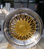 Het gesmede Wiel van de Legering voor Wiel van het Aluminium van het Wiel van de Legering Qualty van de Rand van de Sportwagen het Hoge