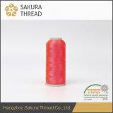 뜨개질을 하기를 위한 120d/2 Oeko-Tex100 1 종류 폴리에스테 스레드
