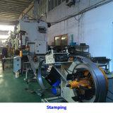 Stempeln des SGCC Metallhalters