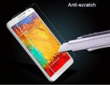altos accesorios inastillables del teléfono móvil del protector de la pantalla del vidrio Tempered de la seguridad 2.5D para la nota 4 de Samsung