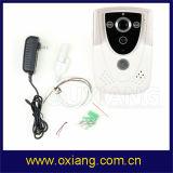 Внутренная связь Ox-Wd1 дверного звонока телефона двери HD 720p WiFi беспроволочная видео- с функцией GSM делает здание водостотьким дистанционной сети IP55 домашнее