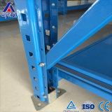 Aufrechtes Puder-Beschichtung-Metalljustierbares Fach des Rahmen-3