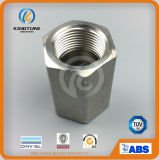 ASME B 16.11 racores roscados de Acoplamiento hexagonal roscado (KT0546)