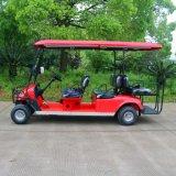 6人の乗客のホテルおよびゴルフコースのための電気ゴルフカート