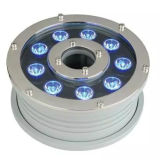 LED-helles IP68 Swimmingpool-Unterwasserlicht 6W 9W 12W