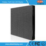 P10 exterior impermeable color completo panel de pantalla LED con Ce RoHS FCC