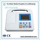 Prezzo portatile della macchina ECG-2303b ECG della Manica 12leads ECG di Digitahi 3