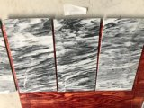 Brames de marbre grises nuageuses chinoises initiales de Bardiglio Nuvolato