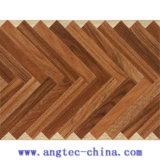 Herriboneの寄木細工の床HDFの積層のフロアーリング