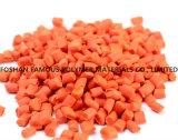Оранжевый Masterbatch с ABS Pet PP PE Пеллеты Пластиковый Masterbatch Высокое качество