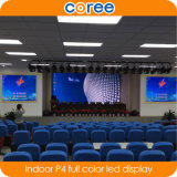 Alto schermo dell'interno di colore completo LED di definizione SMD P4
