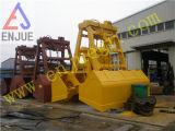 14m3 Manejo de materiales Radio Remote Controller Grab for Crane