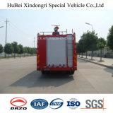 mousse de 8ton Dongfeng et type camion de réservoir d'eau de lutte contre l'incendie