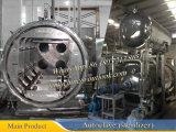 Dn1200X3600 Retardador de esterilizador rotativo de água (controle de PLC de tipo rotatório em autoclave)