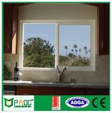 Fenêtre coulissante en alliage d'aluminium avec rapports de test.