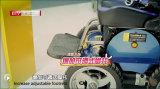 [توبمدي] يصعد درجة قوة كرسيّ ذو عجلات لأنّ يعيق