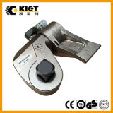 二重代理の正方形駆動機構の油圧トルクレンチ