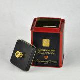 Luftdichter Tee-Zinn-Kasten/dekorative Zinn-Kästen/Pacakge Zinn-Kasten