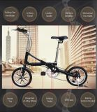 X-Form Entwurf ein Sekunden-faltendes Fahrrad Yzbs-7-14
