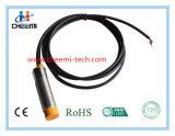 M18 Metal Não-Flush NPN Sensor de Interruptor de Proximidade de Indução de Detecção de 8mm
