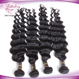 Produits capillaires brésiliens de Vierge de vente en gros non transformée de cheveu