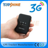 Personal Tracker GPS 3G Mini bouton SOS La communication bidirectionnelle