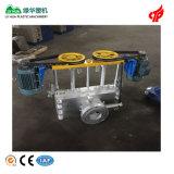 Trocador de tela de motor duplo de alta eficiência