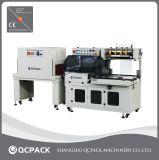 Machine d'emballage en papier rétrécissable de plateau