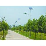 Luz de calle solar de Haochang de la instalación rápida famosa en China