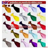 Украшение партии галстука связи сатинировки нашивки равнины связи полиэфира Neckwear (B8040)