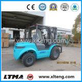 판매 Ltma 최신 3 톤 ATV 2WD 모든 지형 포크리프트