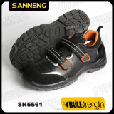 De Schoenen van de Veiligheid van het sandelhout met S1p Src