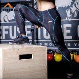 I fornitori di vestiti di sport oltremare asciugano l'uomo stretto adatto Legging