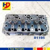 voor Kubota De Cilinderkop van de Dieselmotor van Motoronderdelen D1105